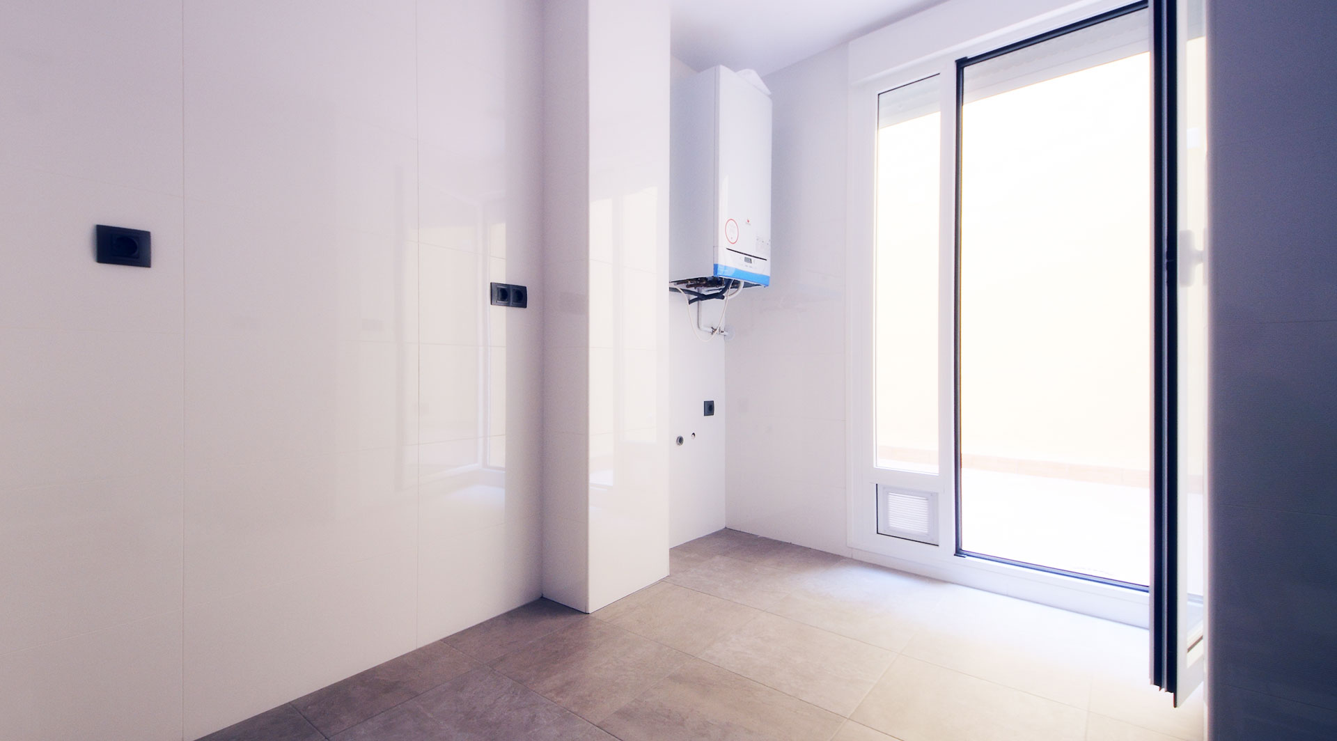 Venta de pisos en Nervión - Sevilla