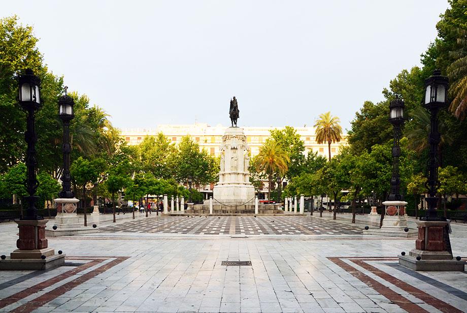 Entorno de Plaza Molviedro