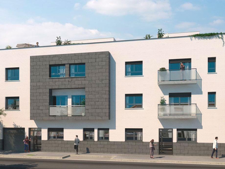 pisos nuevos en cruz roja sevilla grupo gs