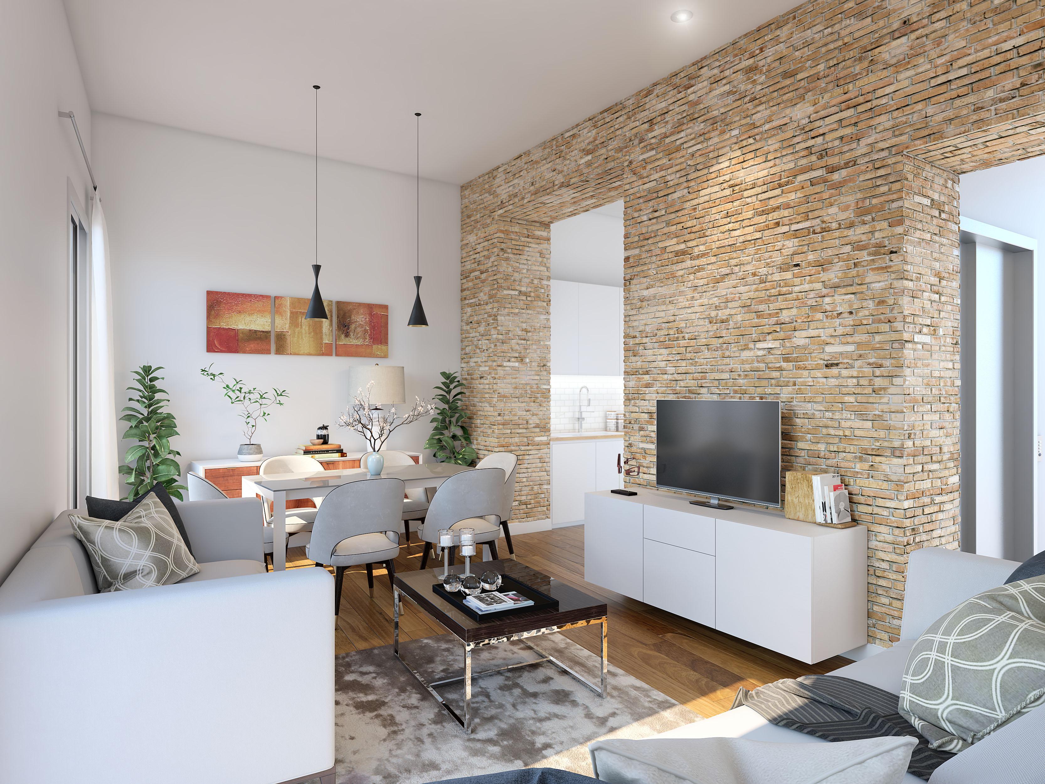 Promoción de viviendas San Lorenzo - Martínez Montañés